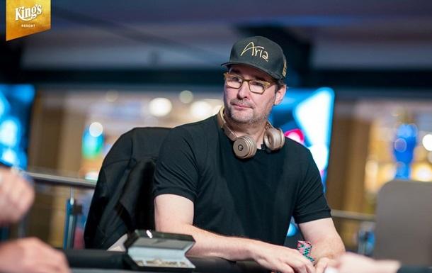 Филу Хельмуту не позволили установить новый покерный рекорд мира
