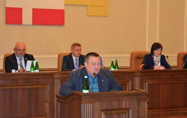 Против формулы Штайнмайера выступил Волынский облсовет