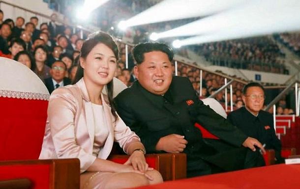 Супруга Ким Чен Ына впервые за несколько месяцев появилась на публике