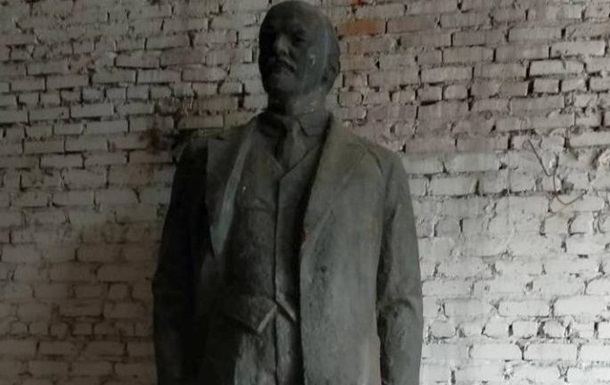 СЕТАМ шукає пам ятники Леніну для їх продажу на аукціоні