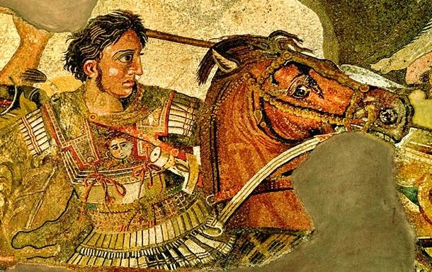 Названа причина смерті Олександра Македонського