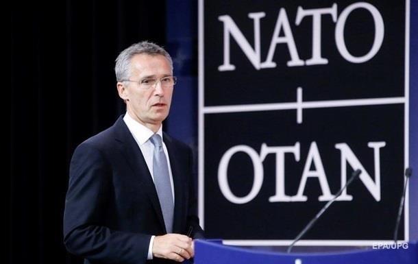 В Верховной Раде выступит генсек НАТО Столтенберг