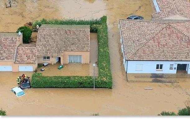 Франція потерпає від повені, є загиблі