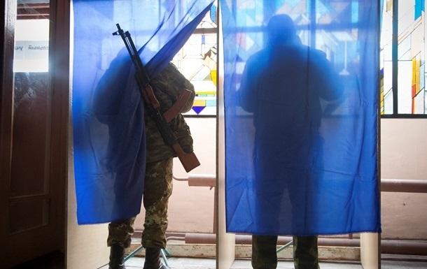 Выборы на Донбассе пока невозможны - ЦИК