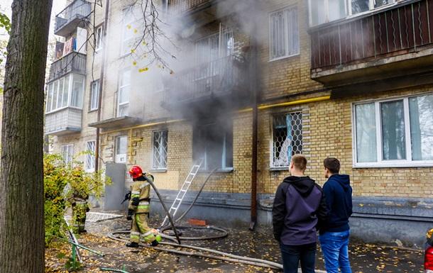 У Києві прогримів вибух, є жертви