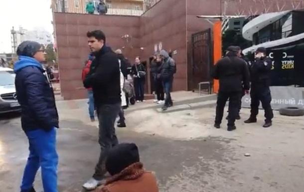 В Одесі на будівництві сталася масова бійка
