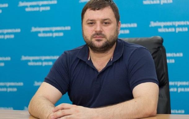 Задержанный в аэропорту Харькова оказался заместителем мэра Днепра