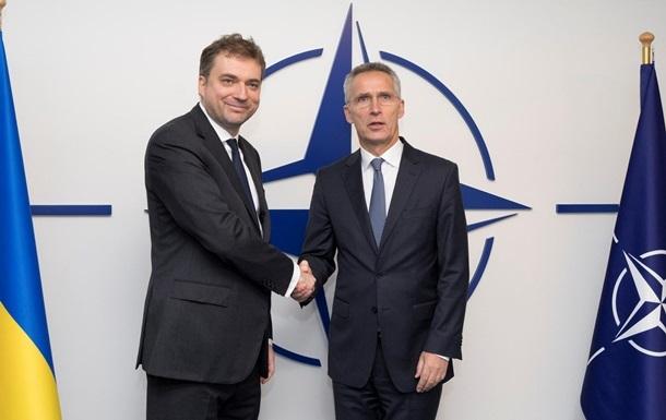 Загороднюк назвал новые приоритеты работы с НАТО