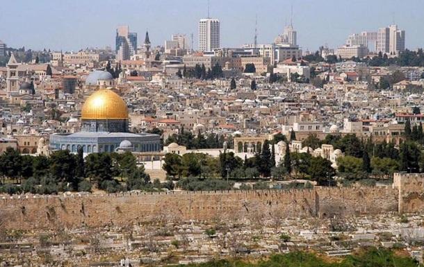 Україна відкриває дипустанову в Єрусалимі