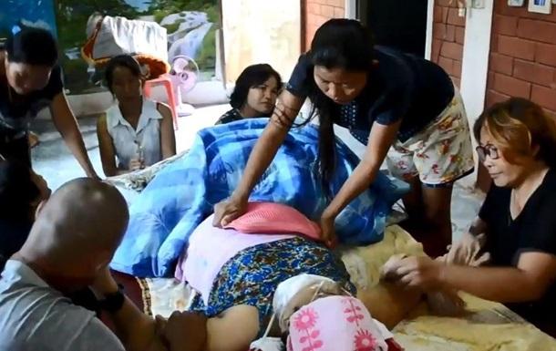В Таиланде женщина ожила перед кремацией