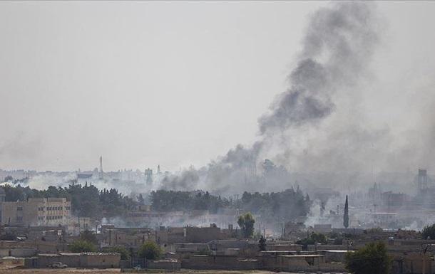 В США требуют расследовать применение Турцией фосфорных бомб в Сирии