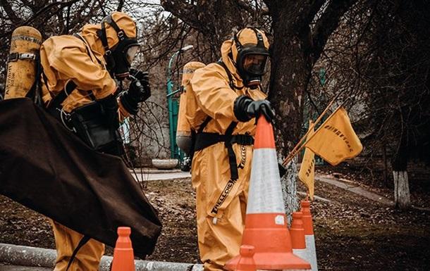 На Днепропетровщине произошла опасная утечка азота
