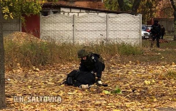 Стрілянина в Харкові: у загиблого виявили арсенал зброї