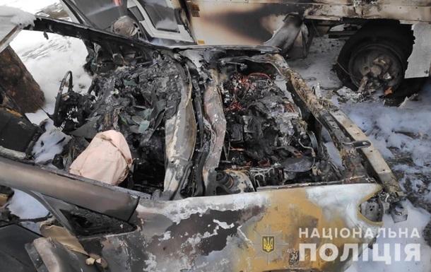 На Одещині спалили авто чиновника митниці - ЗМІ