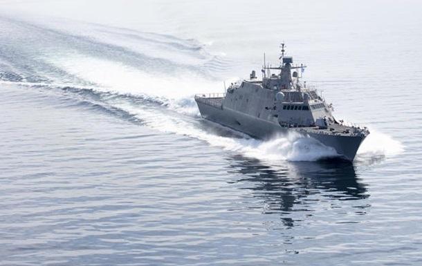 США ввели в дію новий бойовий корабель