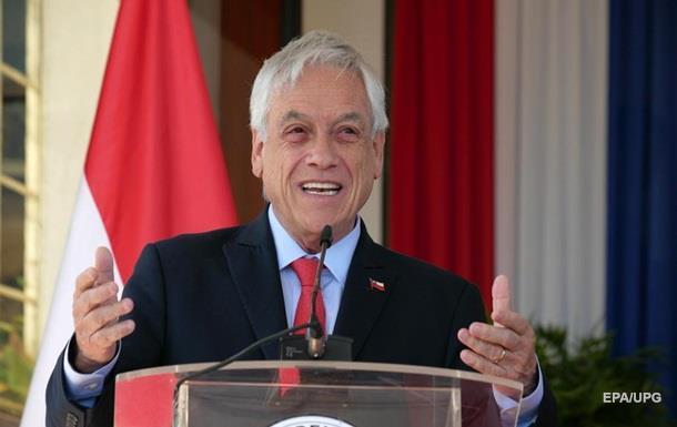 Президент Чилі оголосив про зміну уряду через протести