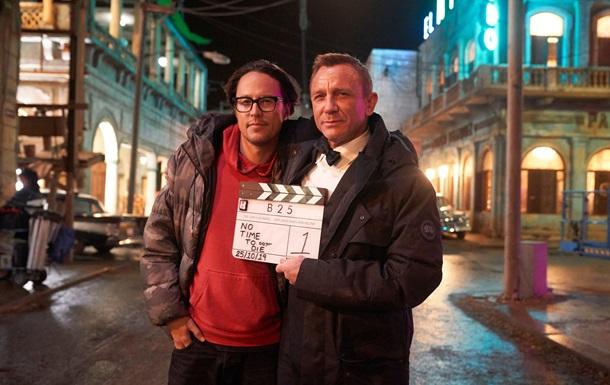 Завершено зйомки нового фільму про Бонда