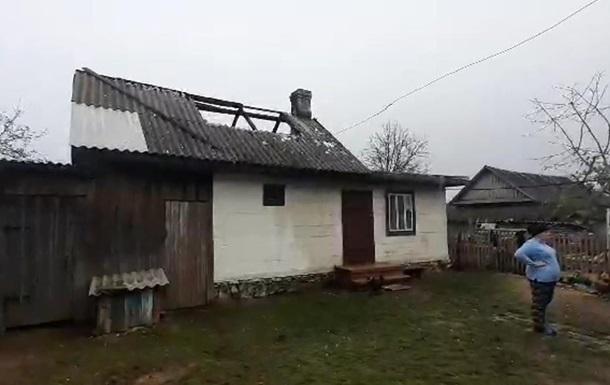 У Рівненській області під час пожежі загинула п ятирічна дитина