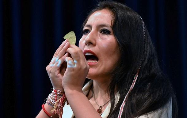 Студентка из Перу первой в истории защитила диссертацию на языке инков
