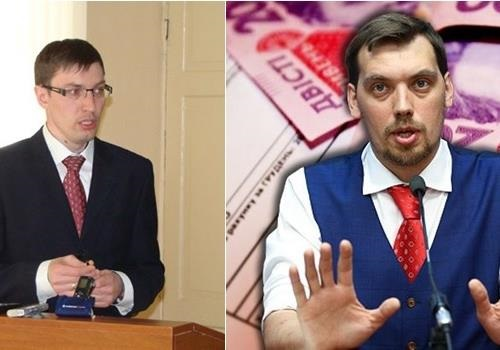 Прем`єр Гончарук позабув  токсичне  минуле Сергія Глущенка??!