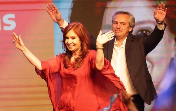 Опозиційний кандидат переміг на виборах президента Аргентини