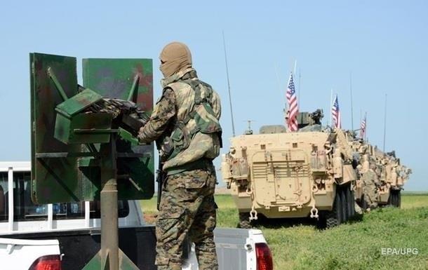 З Іраку до Сирії повернулися сотні американських військових