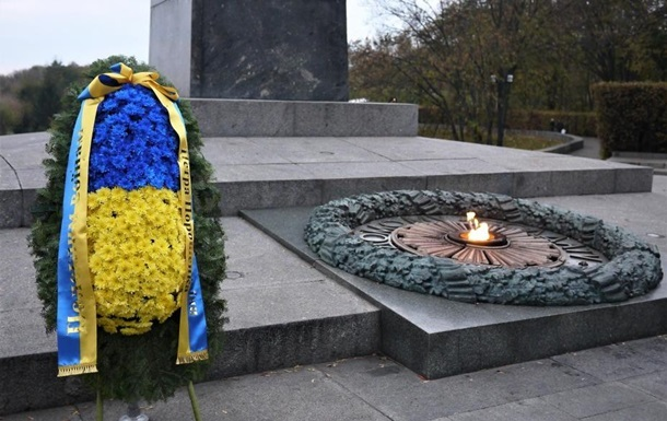 Украина отмечает 75-летие со дня освобождения от нацистов