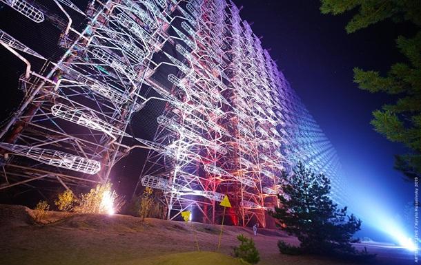 ARTEFACT установил рекорд с  диджитал-скульптурой  Чернобыльское Сияние