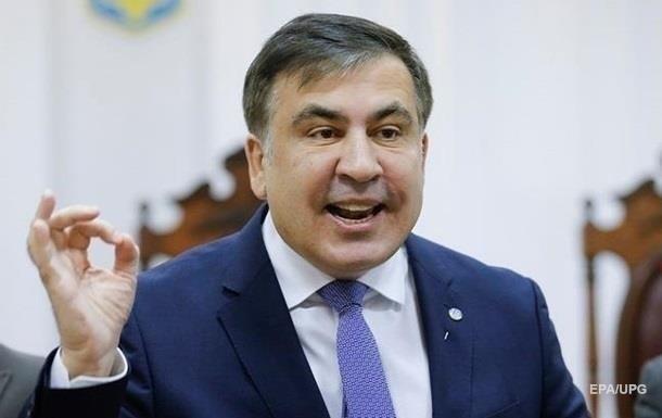 Я вернусь: фото Саакашвили внезапно появилось на сайте президента Грузии