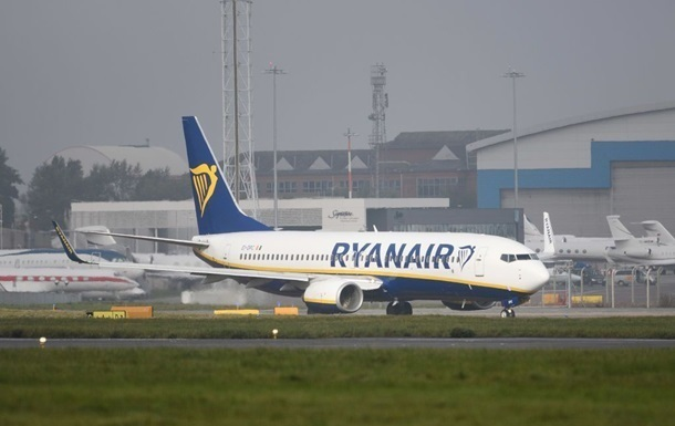 Ryanair запустила два нових рейси з Харкова