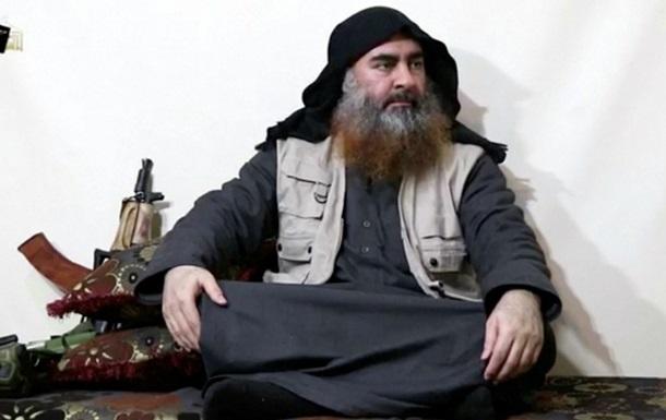 Тело аль-Багдади доставили на военную базу США