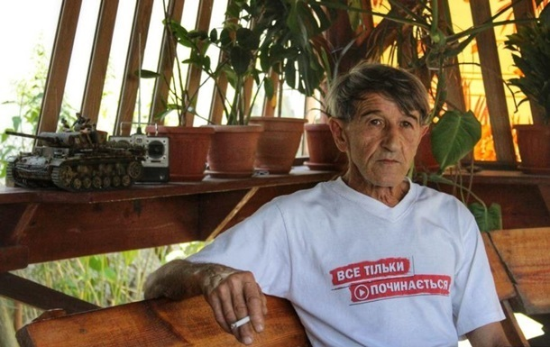 В Крыму предъявили обвинение активисту Приходько