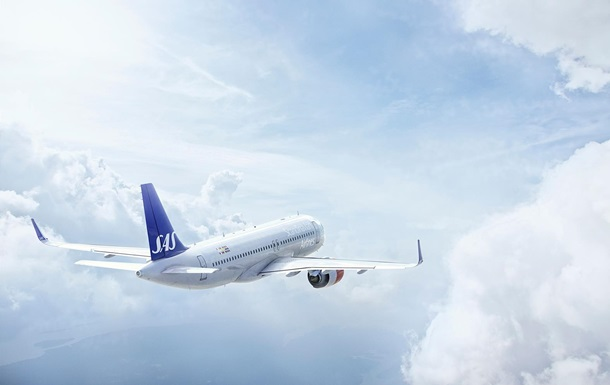 В Украине возобновила работу авиакомпания SAS
