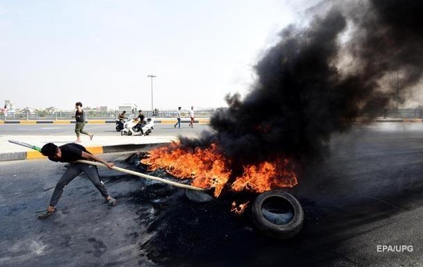 В Багдаде на протестах погибло шесть человек