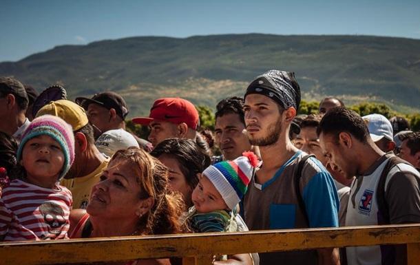 ООН очікує ще два мільйони біженців з Венесуели