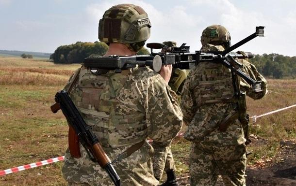 На Донбассе усилились обстрелы