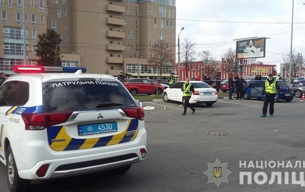 Поліція назвала версії стрілянини у центрі Харкова