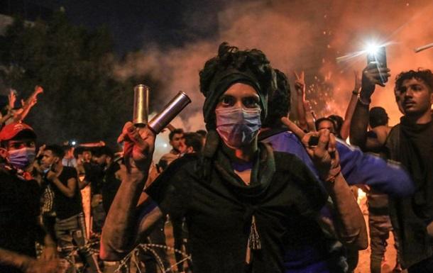 Нові протести в Іраку: понад 20 загиблих