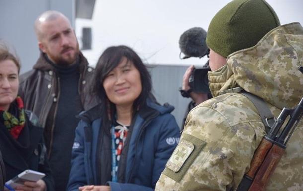 Донбасс посетили представители ООН из 11 стран