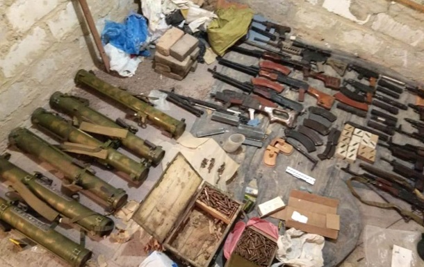 У загиблого учасника стрілянини в Харкові знайшли великий арсенал