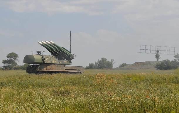 ЗСУ проведуть ракетні стрільби над Чорним морем