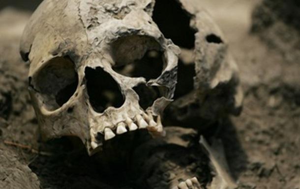 В Мексике нашли алтарь с человеческими черепами