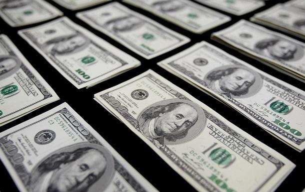 Госдолг Украины вырос на $1 миллиард за месяц