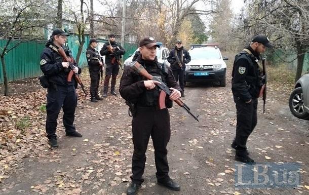 Посилені патрулі поліції працюють в Золотому