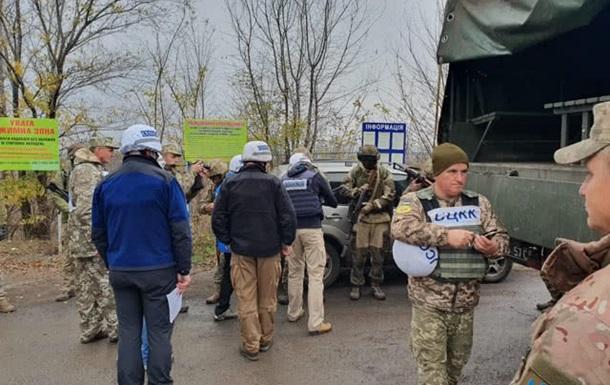 Ситуация на Донбассе: разведение есть, тишины нет