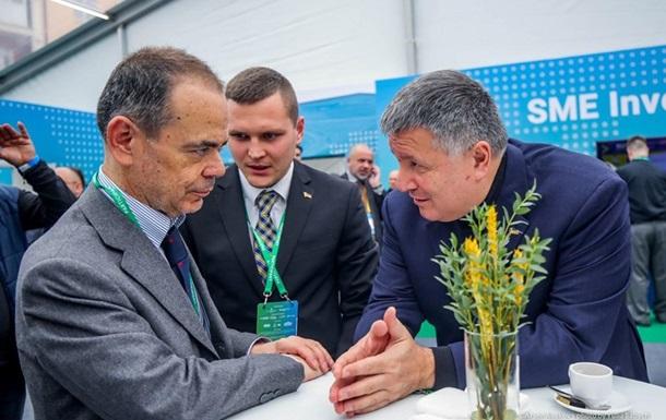 Аваков обговорив з послом Італії справу Марківа