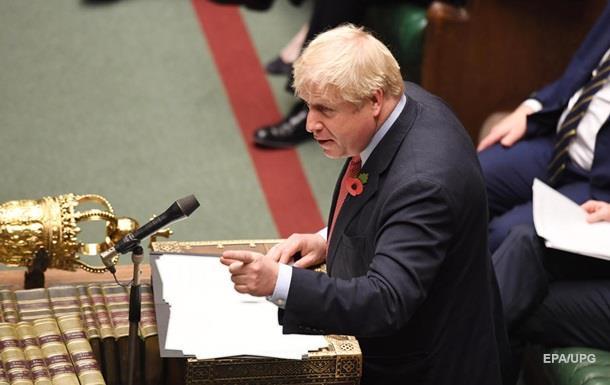 Британський парламент проголосував за дострокові вибори