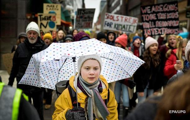 Грета Тунберг відмовилася від екологічної премії
