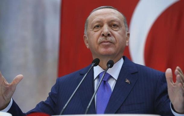 Ердоган: РФ підтвердила, що курди залишили північну Сирію
