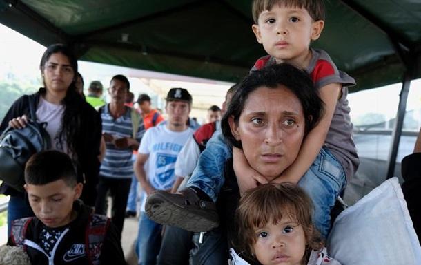 На допомогу венесуельцям виділять 120 мільйонів євро